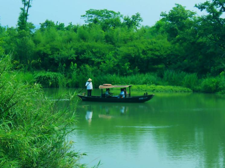 【杭州一地】西塘水乡+西溪湿地一期+西湖+宋城双飞3日游
