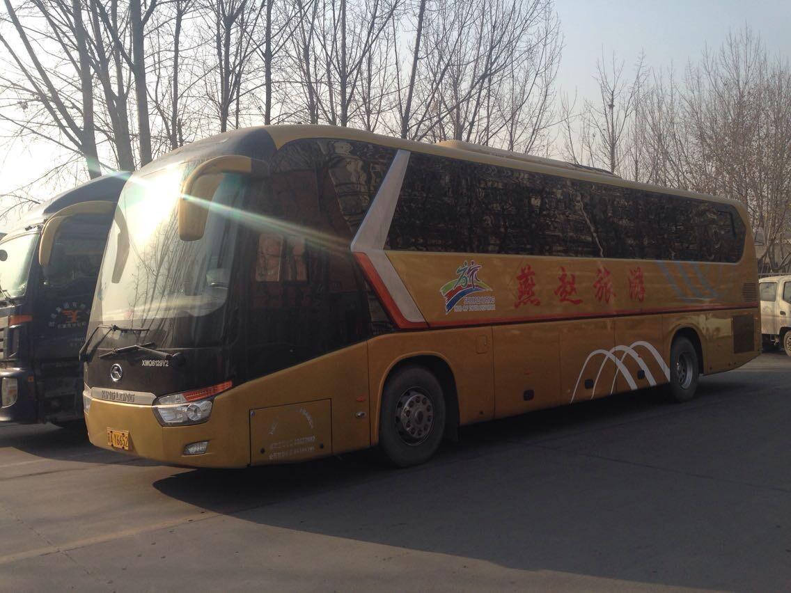 53座空调旅游车
