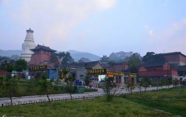春节平遥、乔家、五台山火车三日游