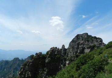 白石山一日游
